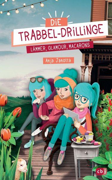 Buch-Reihe Die Trabbel-Drillinge