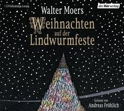 Weihnachten auf der Lindwurmfeste, 1 Audio-CD - Moers, Walter