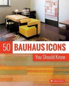 50 Bauhaus Icons You Should Know - Straßer, Josef