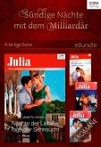 Sündige Nächte mit dem Milliardär - 4-teilige Serie (eBook, ePUB)