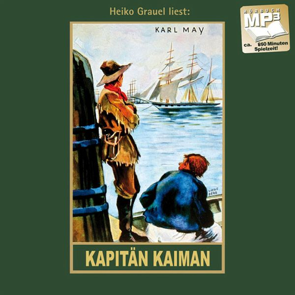 Kapitän Kaiman (MP3-Download) - May, Karl
