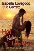 Hot Holiday Lovers (eBook, ePUB)