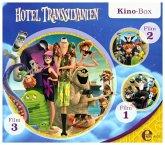 Hotel Transsilvanien 1-3 - Hörspiel zum Kinofilm, 3 Audio-CD (Fan-Box)
