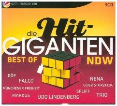 Die Hit Giganten - Best of NDW - Diverse