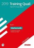 Lösungen zu Training Abschlussprüfung Quali Mittelschule Bayern 2019 - Mathematik 9. Klasse