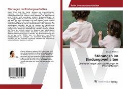 Störungen im Bindungsverhalten - Wildthan, Claudia