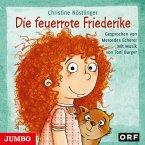 Die feuerrote Frederike, 1 Audio-CD