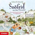 Das wahrlich große Geheimnis von Appelgarden / Snöfrid aus dem Wiesental - Erstleser Bd.1 (1 Audio-CD)