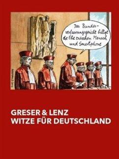 Greser & Lenz - Witze für Deutschland - Platthaus, Andreas