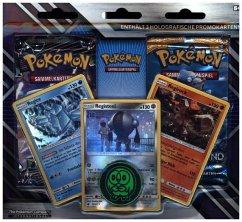 Pokemon, Enhanced 2-Pack Blister deutsch (Sammelkartenspiel)