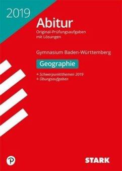 Abiturprüfung Baden-Württemberg 2019 - Geographie