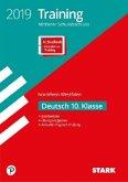 Training Mittlerer Schulabschluss Nordrhein-Westfalen 2019 - Deutsch