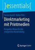 Direktmarketing mit Printmedien (eBook, PDF)