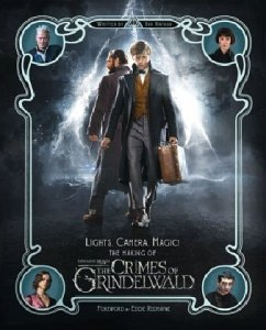 The Crimes of Grindelwald - Lights, Camera, Magic! - Nathan, Ian