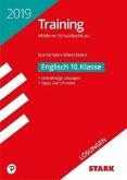 Lösungen zu Training Mittlerer Schulabschluss Nordrhein-Westfalen 2019 - Englisch