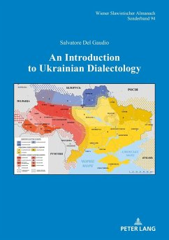 An Introduction to Ukrainian Dialectology - Del Gaudio, Salvatore