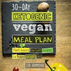 30-Day Ketogenic Vegan Meal Plan