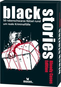 black stories Bloody Cases Edition (Spiele)