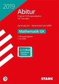 Abiturprüfung Nordrhein-Westfalen 2019 - Mathematik GK