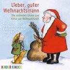 Lieber, guter Weihnachtsmann, 1 Audio-CD