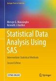 Statistical Data Analysis Using SAS (eBook, PDF)