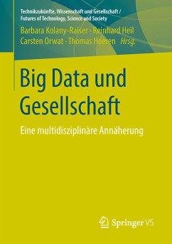 Big Data und Gesellschaft (eBook, PDF)
