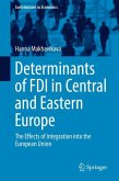 Determinants of FDI in Central and Eastern Europe