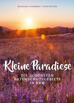 Kleine Paradiese - Schomberg, Wolfgang; Rüther, Peter
