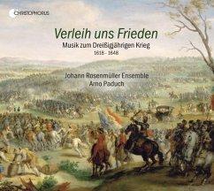 Verleih Uns Frieden-Musik Zum Dreißigjähr.Krieg