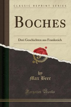 Boches - Beer, Max