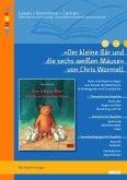 »Der kleine Bär und die sechs weißen Mäuse« von Chris Wormell