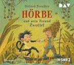 Hörbe und sein Freund Zwottel, 1 Audio-CD