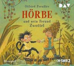 Hörbe und sein Freund Zwottel, 1 Audio-CD - Preußler, Otfried