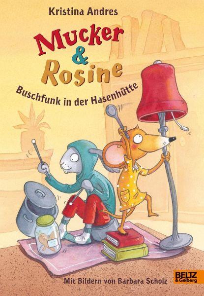 Buch-Reihe Mucker & Rosine