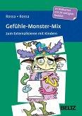 Gefühle-Monster-Mix, 64 Bildkarten