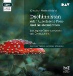 Dschinnistan oder Auserlesene Feen- und Geistermärchen, 1 MP3-CD