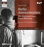 Berlin Alexanderplatz. Die Geschichte vom Franz Biberkopf, 2 MP3-CD