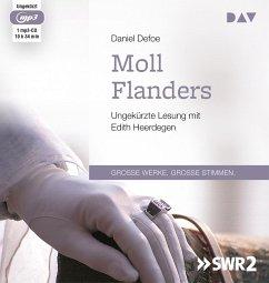 Moll Flanders, 1 MP3-CD - Defoe, Daniel