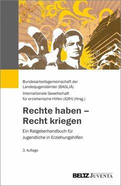 Rechte haben - Recht kriegen - Bundesarbeitsgemeinschaft der Landesjugendämter