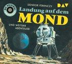Landung auf dem Mond und weitere Abenteuer, 1 Audio-CD