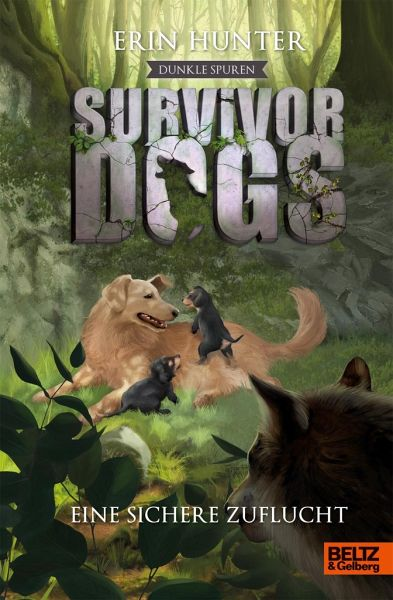 Buch-Reihe Survivor Dogs Staffel 2