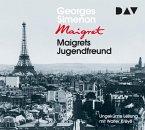 Maigrets Jugendfreund / Maigret Bd.69 (4 Audio-CDs)