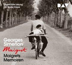 Maigrets Memoiren / Kommissar Maigret Bd.35 (3 Audio-CDs) - Simenon, Georges