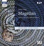 Magellan, 1 MP3-CD