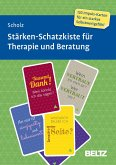Stärken-Schatzkiste für Therapie und Beratung, 120 Karten