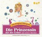 Die Prinzessin auf der Erbse und weitere Märchen, 1 Audio-CD