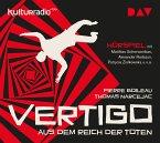 Vertigo. Aus dem Reich der Toten, 1 Audio-CD
