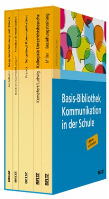 Basis-Bibliothek Kommunikation in der Schule, 5 Bde.