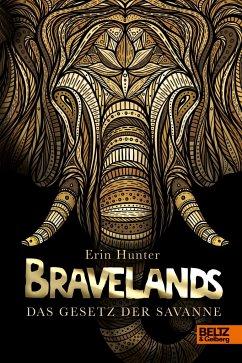 Das Gesetz der Savanne / Bravelands Bd.2 - Hunter, Erin