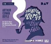 Sherlock Holmes - Die letzten Fälle, 5 Audio-CDs